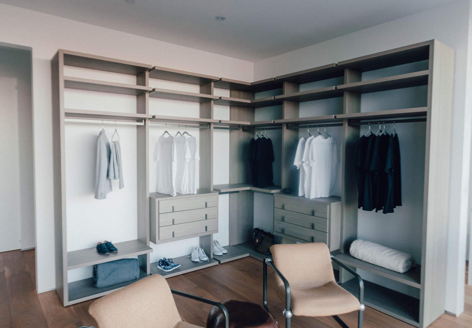 FO Multiservice - Aménagement de dressing