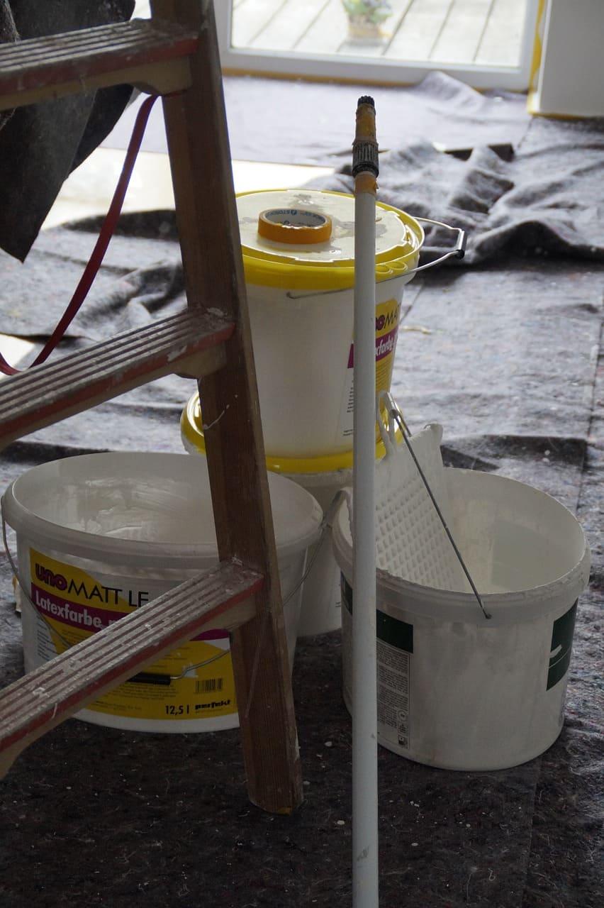 FO Multiservices - travaux de peinture
