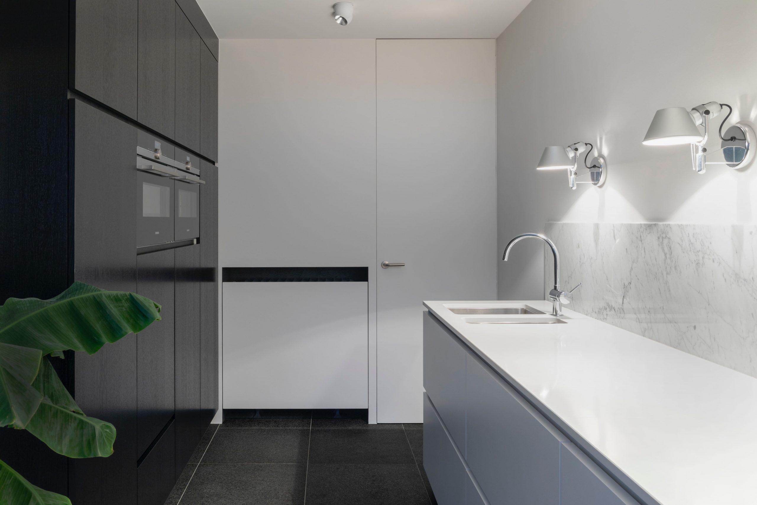 Rénovation de cuisine moderne à Nice - FO Multiservices